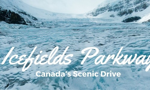 Icefields Parkway canada scenic drive