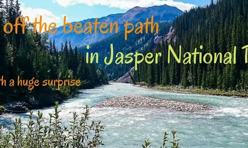 off the beaten path in jasper national park