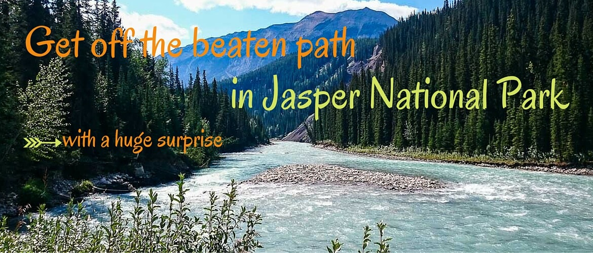 off the beaten path in jasper national park