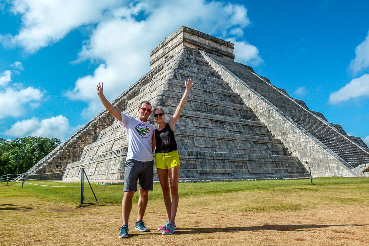 Day trips from Valladolid - ruins, cenotes and wildlife-1110596