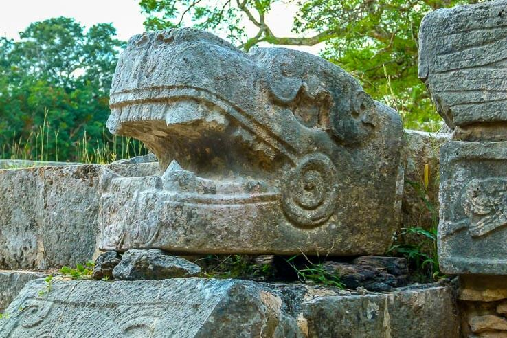 Day trips from Valladolid - ruins, cenotes and wildlife-1110626