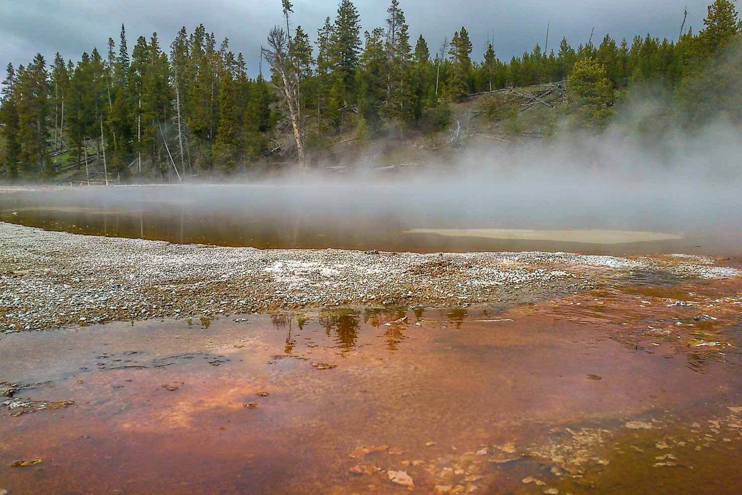 yellowstone national park essay Groundwater features: geysers of yellowstone national park the groundwater feature that is analyzed in this essay is the geysers of yellowstone national park - groundwater features: geysers of yellowstone national park introduction.