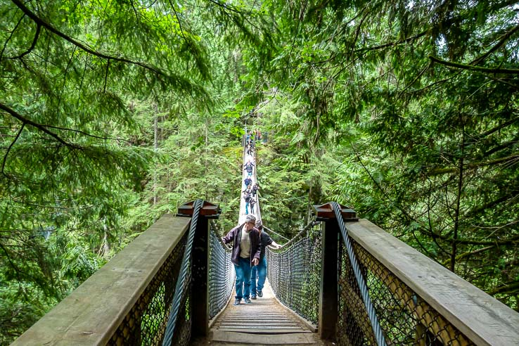 How to spend 4 days in Vancouver outdoors