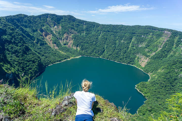 50 things I'm thankful for this year - Cosiguina volcano, Nicaragua