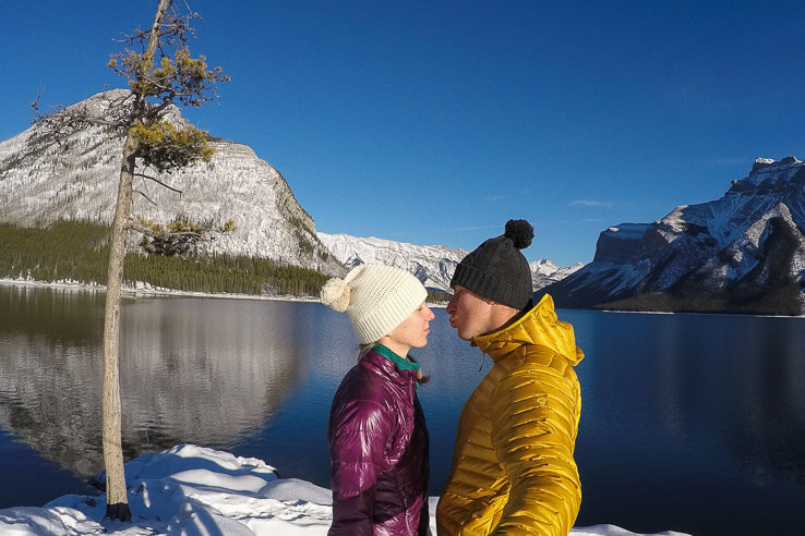50 things I'm thankful for this year - Banff national park