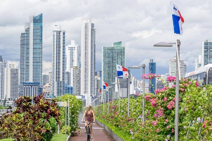 50 things I'm thankful for this year - Panama City, Panama