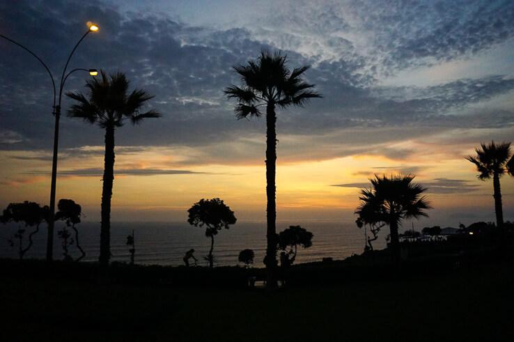 Month 7 recap of our trip around the world - Lima, Peru