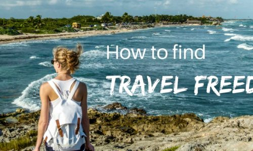 How to find travel freedom